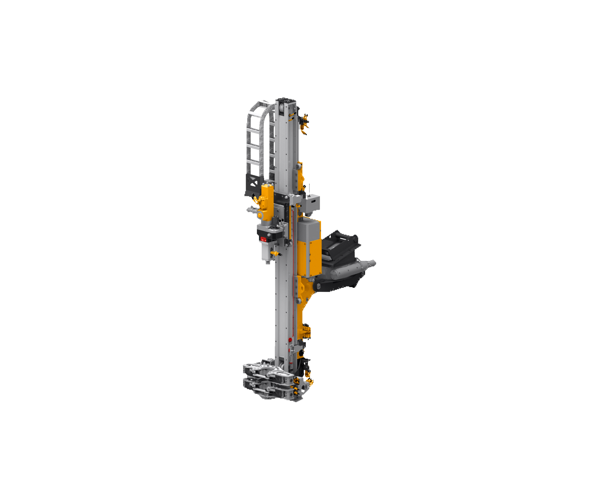Drilling unit attachments